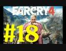 【実況】狂気の最高峰へようこそ。FARCRY4実況プレイ#18 thumbnail