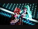 【ニコニコ動画】【MMD】疑心暗鬼【Miku&Teto】を解析してみた