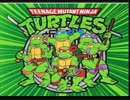 【ニコニコ動画】Teenage Mutant Ninja Turtles Openingを解析してみた