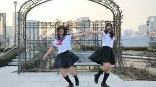 【月子とゆうゆ】Sweetiex2 踊ってみた【JK】