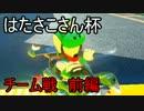 【実況】マリオカート8 はたさこさん杯 チームでたわむれる 前編