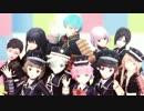 【MMD刀剣乱舞】藤四郎兄弟+ゲストでスイートマジック thumbnail