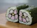 お花見料理に最適!桜太巻きの作り方
