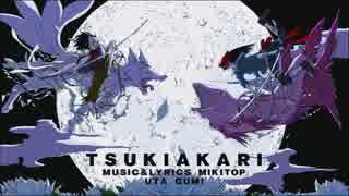 【歌ってみた】月陽-ツキアカリ- かましょ acoustic arrange【とかへん】