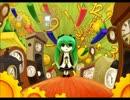 【ニコニコ動画】【初音ミク】 時計の国の迷い姫 【オリジナル曲】を解析してみた
