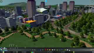 【Cities:skylines】とある街のへんてこ市