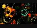 【字幕】Markiplierが Five Nights at Freddy's 3 をプレイ ♯5 (ナイトメア攻略)