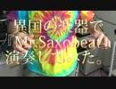 異国の楽器で『Mr.Saxobeat』演奏してみた。