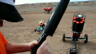 ショットガンの装弾数を大幅に増加させる装備 RCI XRAIL