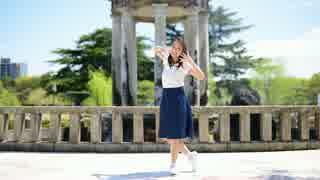 【SAKUM@】真夏のレターレインボー 踊ってみた【short.ver】
