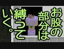 【Minecraft】マイクラで新世界の神となる