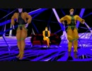【MMDジョジョ+UTAU式人力】ディオ様とジョナサンが物をぱらぱら壊す thumbnail
