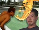 薬味を入れすぎてしまった先輩.ajinomoto