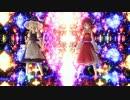 【MMD】霊夢と魔理沙に GLIDE を踊ってもらった。 rev1.mp4