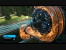 【ニコニコ動画】【ガラス】 CGで見る最新F1カーの仕組み 【ターボ】を解析してみた