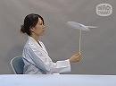 科学実験!うちわまわしにチャレンジ!【科学でワオ!365】