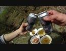【ニコニコ動画】男二人の気まま旅(自然で食べる飯は最高編)を解析してみた