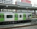 【ニコニコ動画】E235系性能確認試運転@品川駅を解析してみた