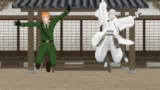 【ヘタリアと】平均年齢770歳でハレバレ!【刀剣乱舞】