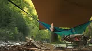 野良猫式ソロキャンプ 卯月の巻 前編 テント無しでお泊りしたよ