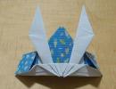 折り紙でかっこいいカブトの折り方!