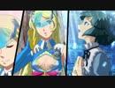 自主制作アニメ「イネヴィタブル・ワールドシフト」pv ver1.0.1中解像度版