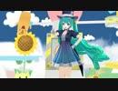 【ニコニコ動画】【MMD】ねこみみスイッチ【マジカルミライ】を解析してみた