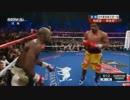 【ニコニコ動画】ボクシング パッキャオvsメイウェザー ウェルター級統一戦-4(2015.5.3)を解析してみた
