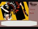 【ニコニコ動画】【ニコラップ】韻符「弾幕天邪鬼-Lunatic-」【koqLu】を解析してみた