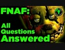 【Game Theory】考察:Five Nights at Freddy's 3 前編