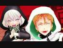 【MMD刀剣乱舞】ギザッ歯の二人でめーれいふぁんくらぶ【MMD艦これ】