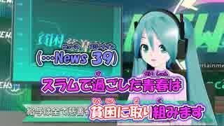 【ニコカラ】ニュース39【初音ミク】_ON Vocal