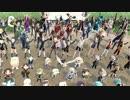 【ニコニコ動画】【MMD刀剣乱舞】232名でハレバレ【モデル配布あり】を解析してみた