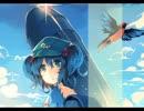 """【ニコニコ動画】【東方】森羅万象""""その日私は空を見上げた""""XFDを解析してみた"""