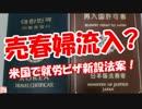 【ニコニコ動画】【売春婦流入】 米国で就労ビザ新設法案!を解析してみた