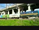 2015-05-03 JR貨物 EH500 コンテナ貨物列車 警笛付き 東北本線 thumbnail