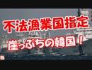 【ニコニコ動画】【不法漁業国指定】 崖っぷちの韓国!を解析してみた