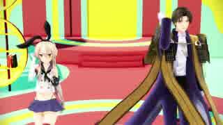 【MMD艦これ】俊足コンビで「ハイファイレイヴァー」【MMD刀剣乱舞】