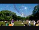 【ニコニコ動画】高速度撮影5:大量のシャボン玉をスローで観察→想像以上に幻想的!を解析してみた