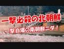 【ニコニコ動画】【一撃必殺の北朝鮮】 一撃自爆の南朝鮮ニダ!を解析してみた