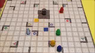 フクハナのひとりボードゲーム紹介 NO.50『ハイパーロボット』