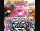 【SDVX創作メドレー】KAC2013 ULTIMATE MEDLEY -HISTO(ry を予想してみた Part.1