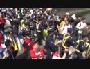 【ニコニコ動画】【2015/5/17】外国人犯罪追放デモ!in秋葉原 2/4を解析してみた