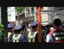 【ニコニコ動画】始まる前からこの歓迎  外国人犯罪追放デモin秋葉原.mp4を解析してみた