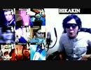 【ニコニコ動画】カオスメニュー VS ヒカキン ボイパ対決 Bad Apple!!を解析してみた