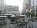 【ニコニコ動画】【定点観測】東京駅バス降り場定点観測(8倍速)を解析してみた