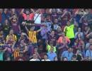 【ニコニコ動画】アトレティコ・マドリード vs FCバルセロナを解析してみた