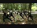 【ニコニコ動画】【社会人10人】Spidermanを踊ってみた【リーマンブラザーズ】を解析してみた