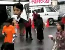 【ニコニコ動画】【名街宣で】チマチョゴリ熊谷【思い出す】③を解析してみた