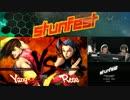 【ニコニコ動画】Stunfest2015 ウル4 2on2 LosersSemiFinal マゴときど vs RyanHartLuffyを解析してみた